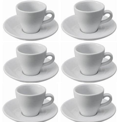 Viva-Haushaltswaren - 6 dickwandige Espressotassen...