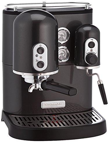 Kitchenaid 5KES2102EOB Artisan-Espressomaschine,...