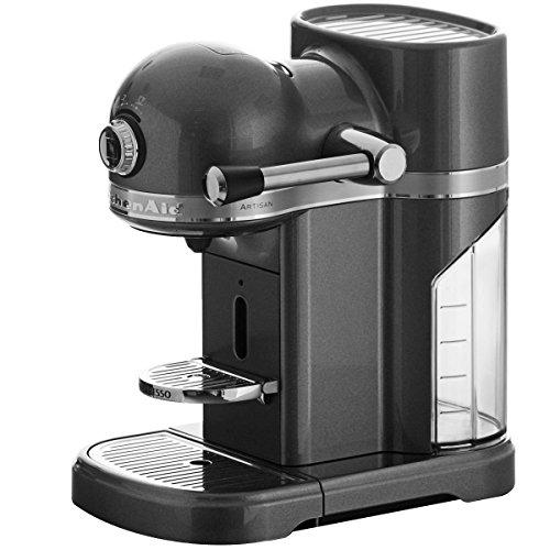 KitchenAid 5KES0503EMS/4 Nespresso Kaffeeautomat...