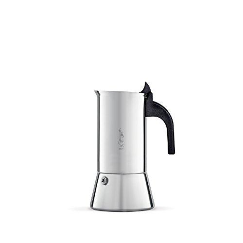 Bialetti Venus 4 Tassen Espressokocher Edelstahl...