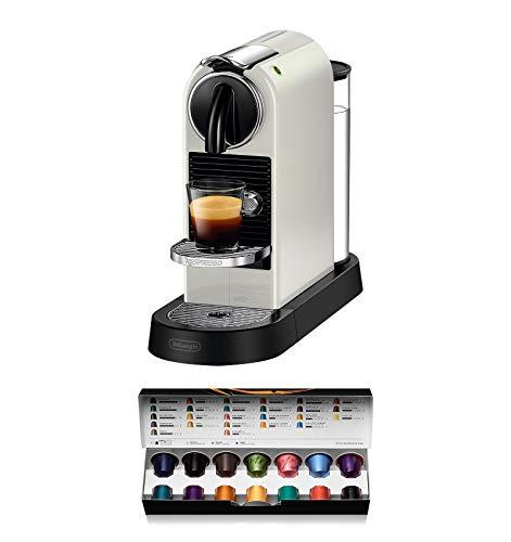 De'Longhi Nespresso Citiz EN167.W Kaffemaschine,...