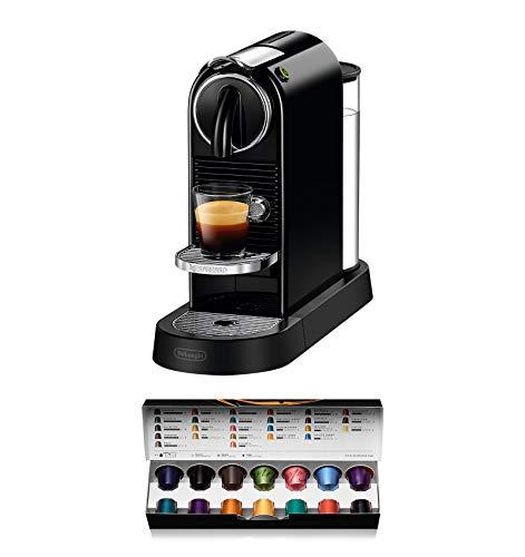 De'Longhi Nespresso Citiz EN167.B Kapselmaschine,...