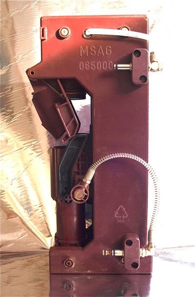 Kaffeevollautomat test Bruehgruppe