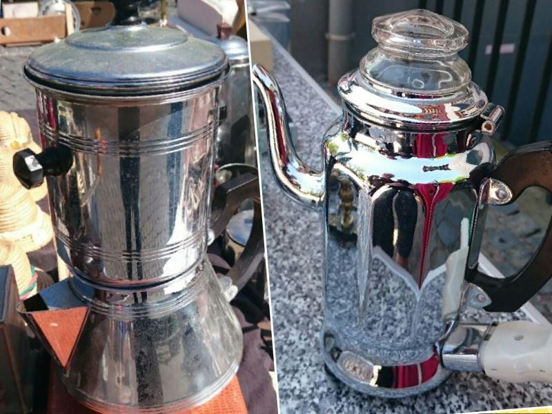 Klassische Espressokocher
